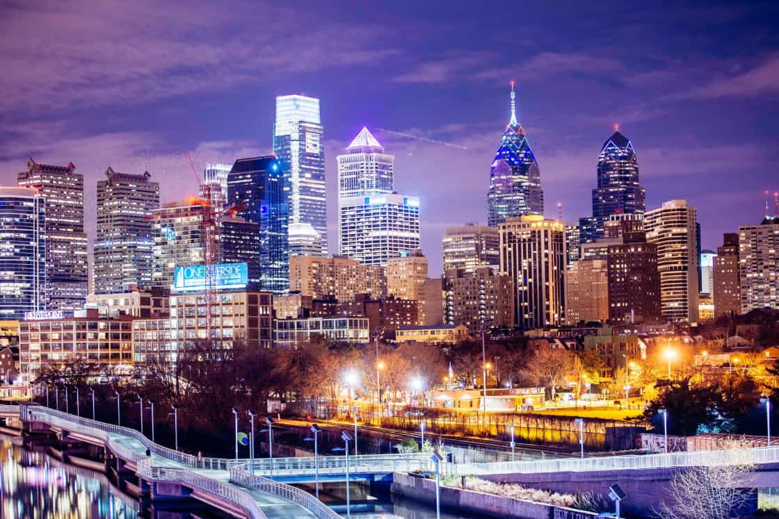 This is a photo of Philadelphia where Flash Moving provides moving services.